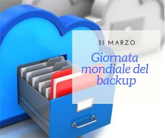 Cos'è il backup dei dati di un computer o sito web