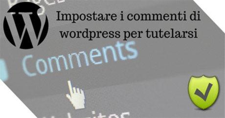 Impostazione dei commenti WordPress per la privacy