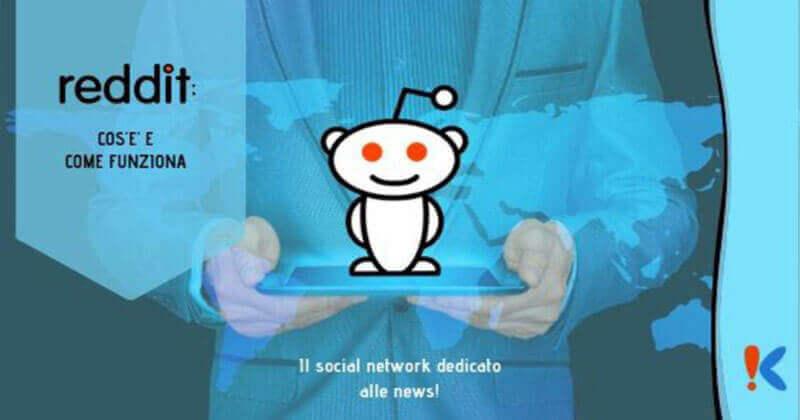 cos'è Reddit, come funziona e perchè usarlo Eureka web