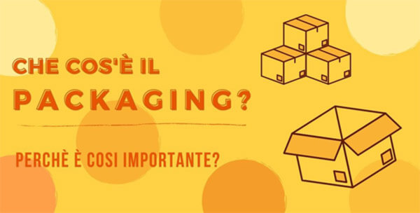 cos'è il packaging