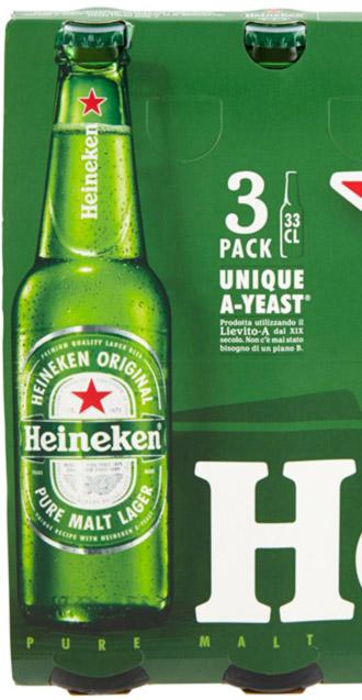 Cos'è il packaging con gocce di condensa su birra