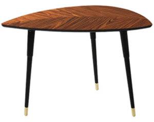 marketing IKEA storia del montaggio e dei pacchi piatti tavolino modello lovet