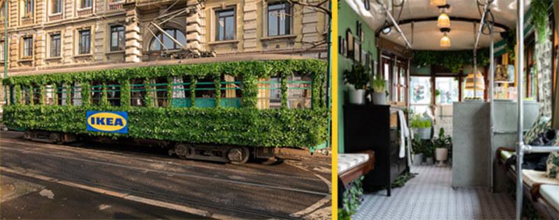 tram verde ikea milano 2020