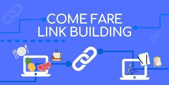 come fare link building