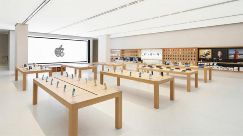 interno apple store Austria