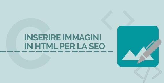 come inserire immagini in html per la seo