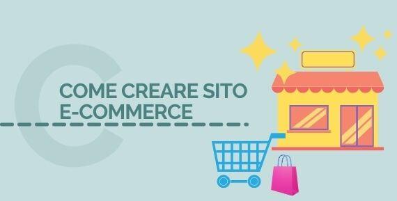 Come creare sito e-commerce