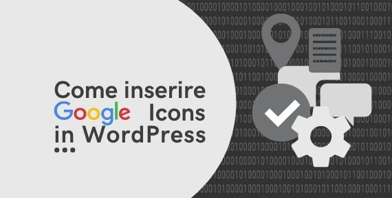 Come installare material icons WordPress