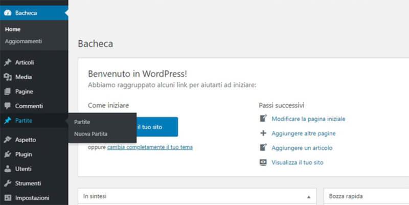 come creare tipi di post personalizzati in wordpress